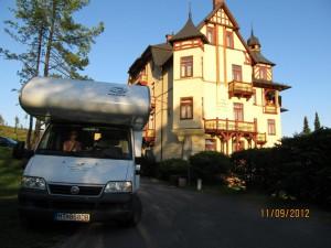 Náš Grand hotel