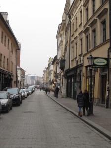 v uliciach starého mesta
