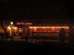 reštaurácia pod Wawlem