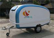 mini slza karavan
