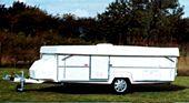rozkladáci karavan