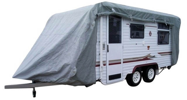 Ochranna plachta na karavan