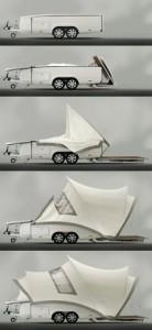 Skládaci karavan