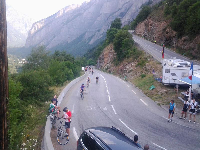 Alpská etapa