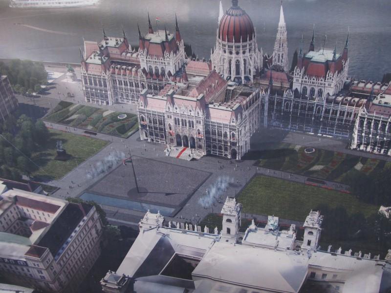 Budova Maďarského Parlamentu naozaj vyráža dych.