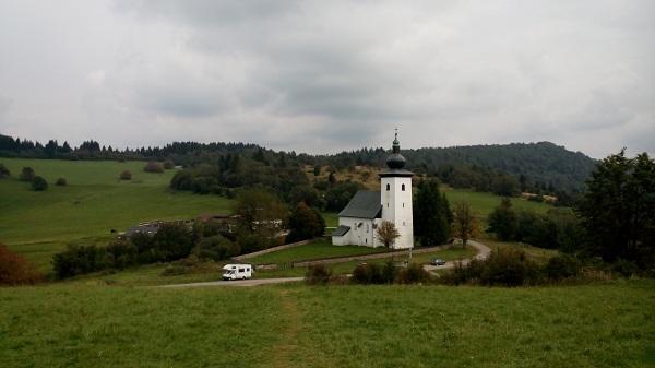 Svätojánsky kostol pri Krahuliach