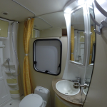 autokaravan chausson flash 07 - wc a sprcha