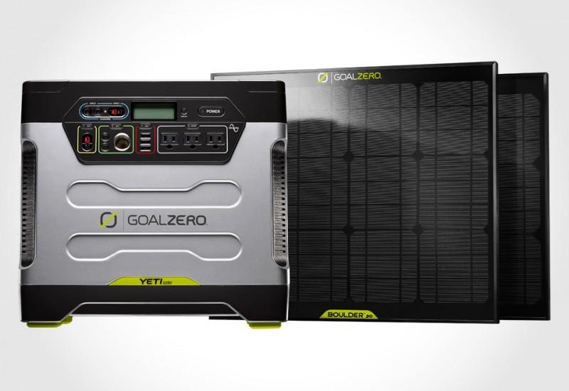 Solárny systém Goal Zero Yeti 1250