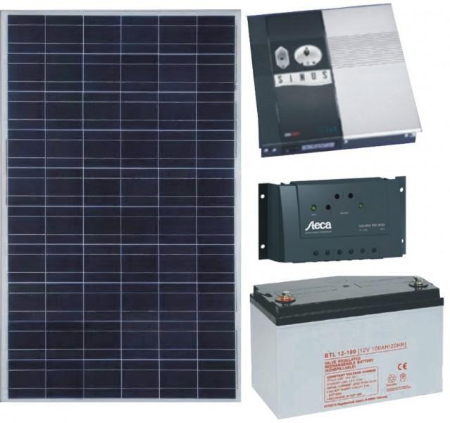 solárny systém od firmy Steca