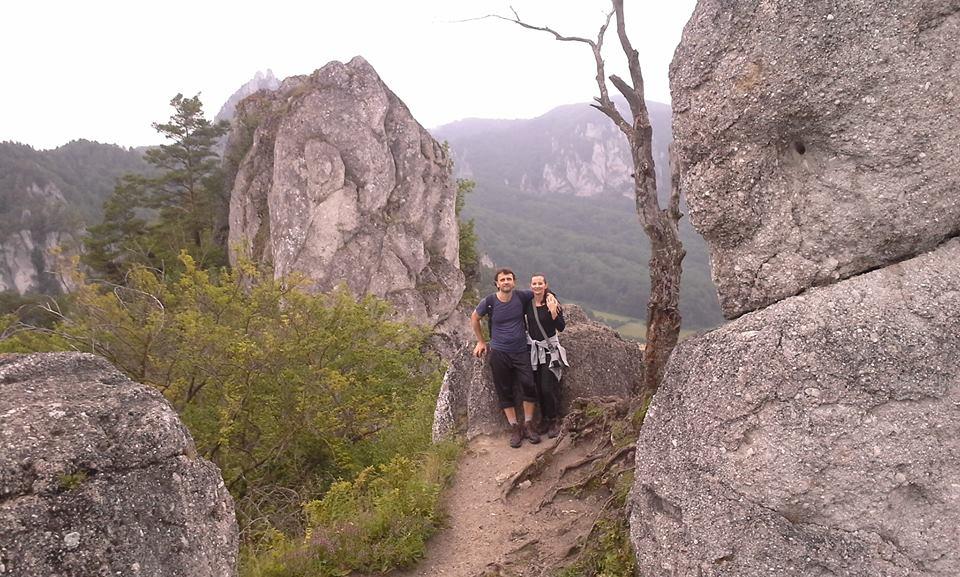 Suľovske skaly