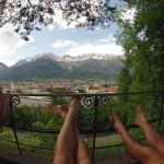 Innsbruck chillin