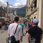 Prehliadka Innsbrucku