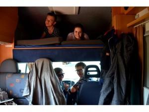 Pohodličko v karavane