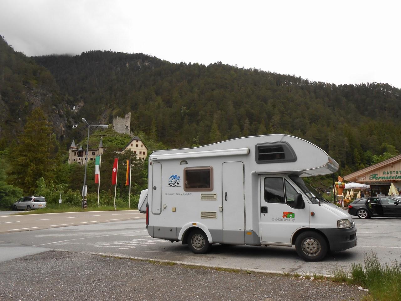 Francúske alpy s karavanom 3