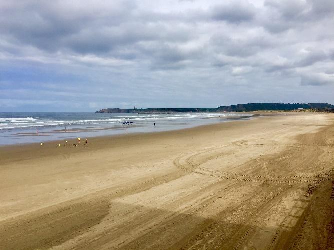 známa pláž Sintra